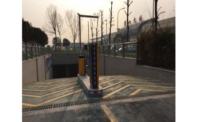 眉山高铁东站应用停车场xitong
