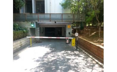 武汉光谷软件园应用停车场系统