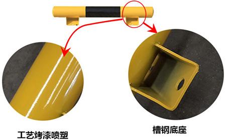 槽钢车轮定位器